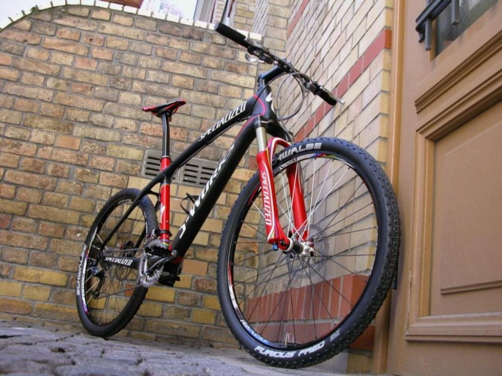 Specialized S-Works Stumpjumper HT 18
