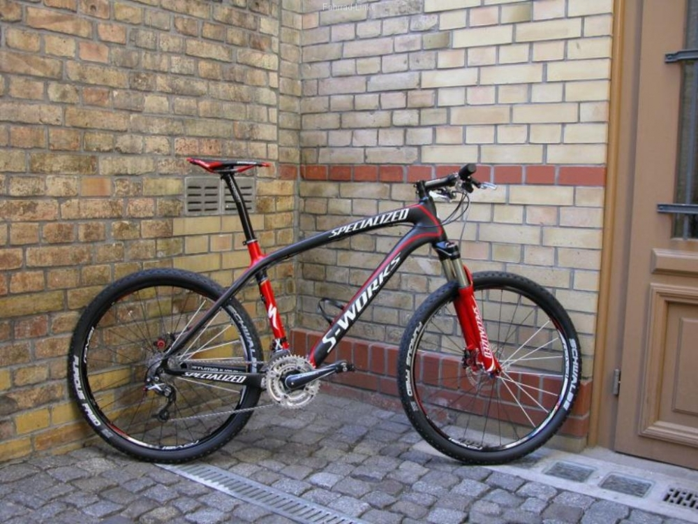 Specialized S-Works Stumpjumper HT 6