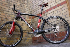 Specialized S-Works Stumpjumper HT 16