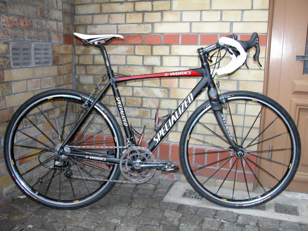 Specialized S-Works Tricross 2