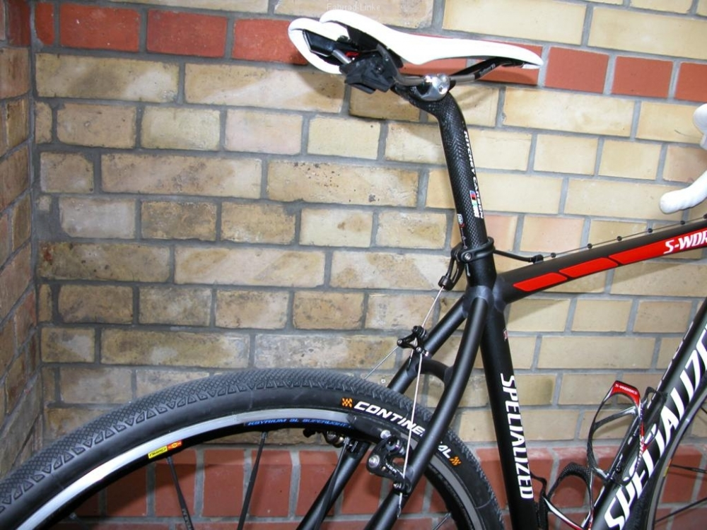 Specialized S-Works Tricross 7