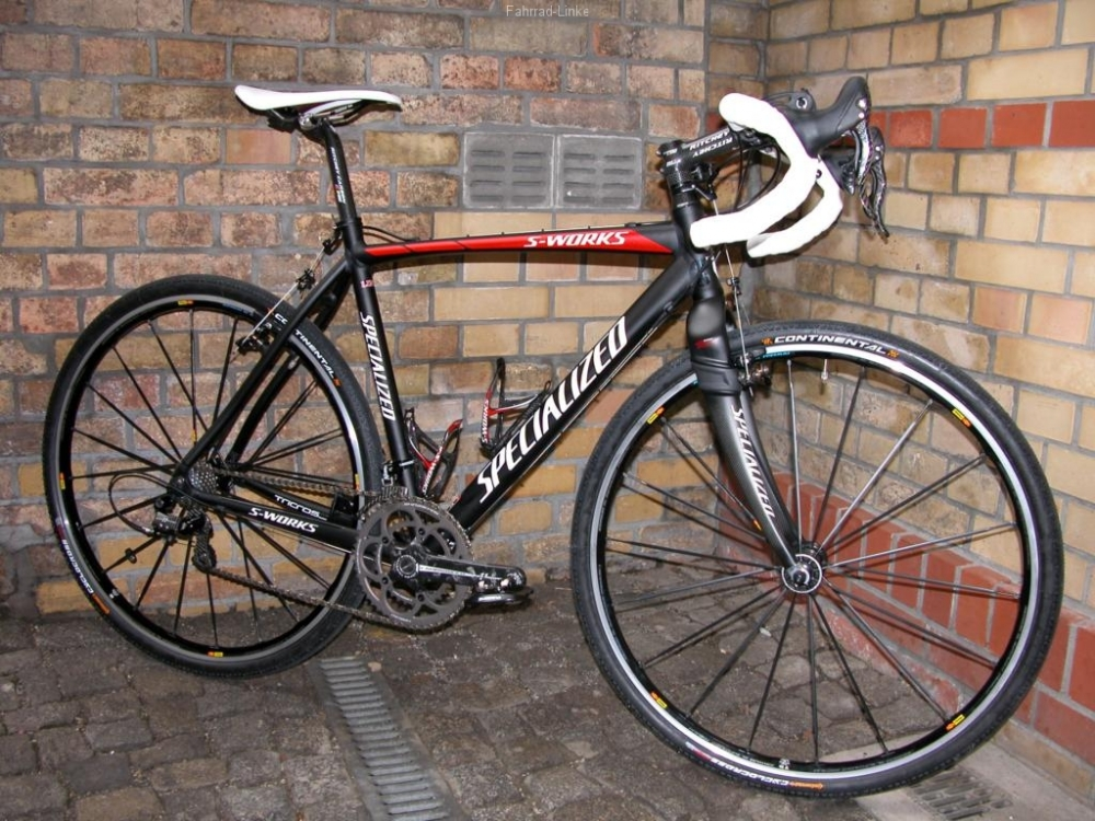 Specialized S-Works Tricross 9